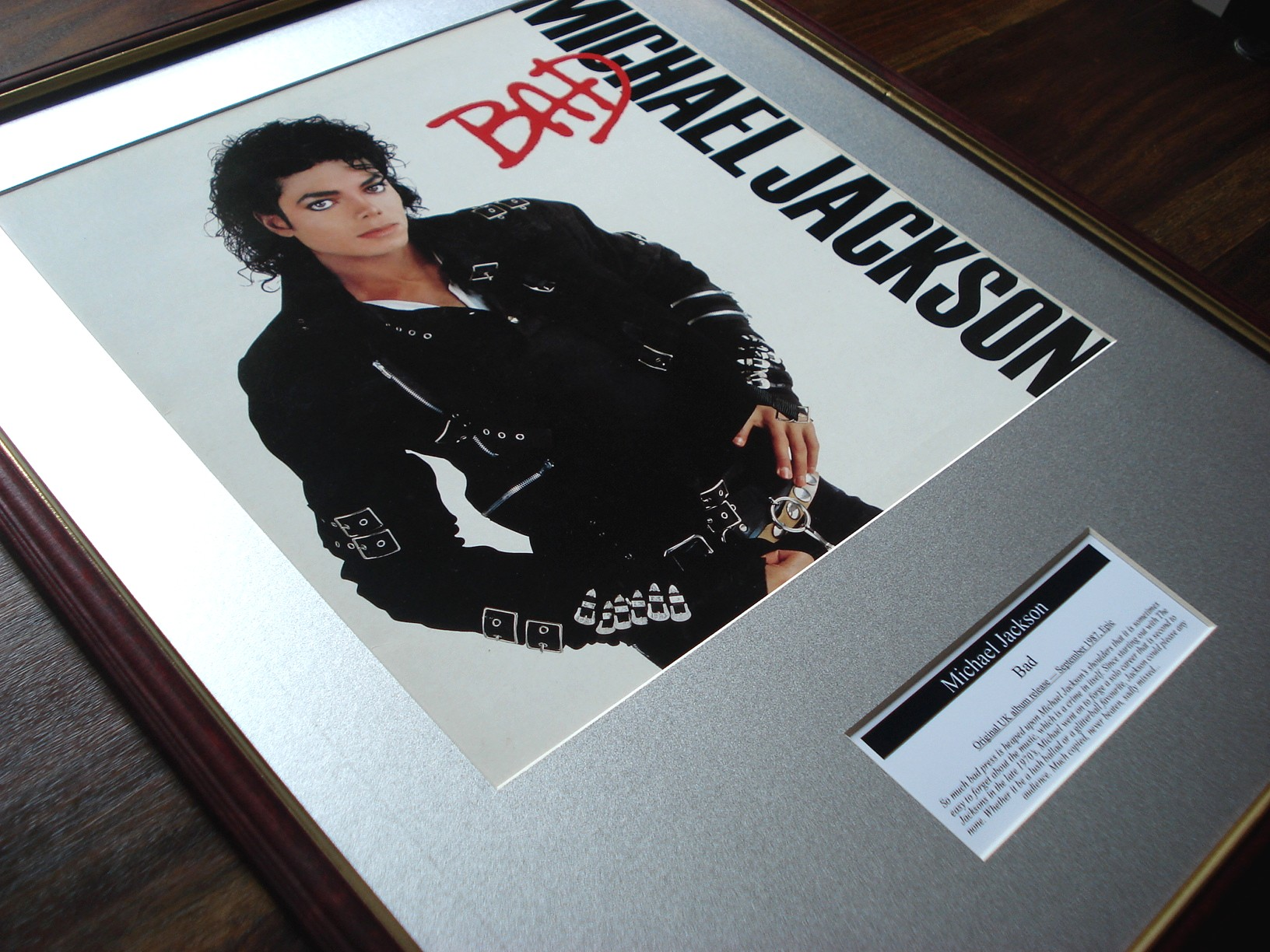 Framed Album Covers at Fab Cool Stuff