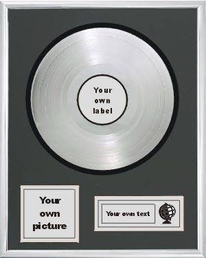 Platinum Disc Album